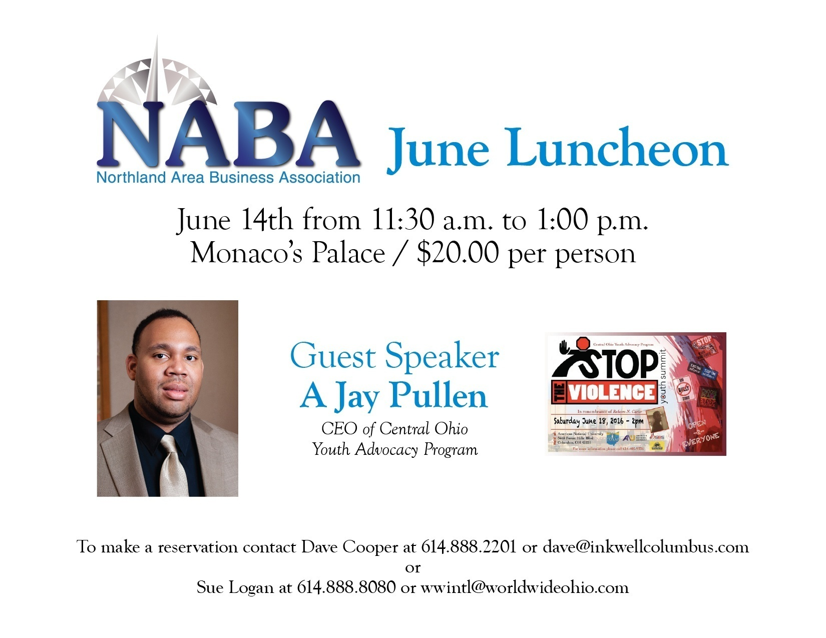 NABA June luncheon slide