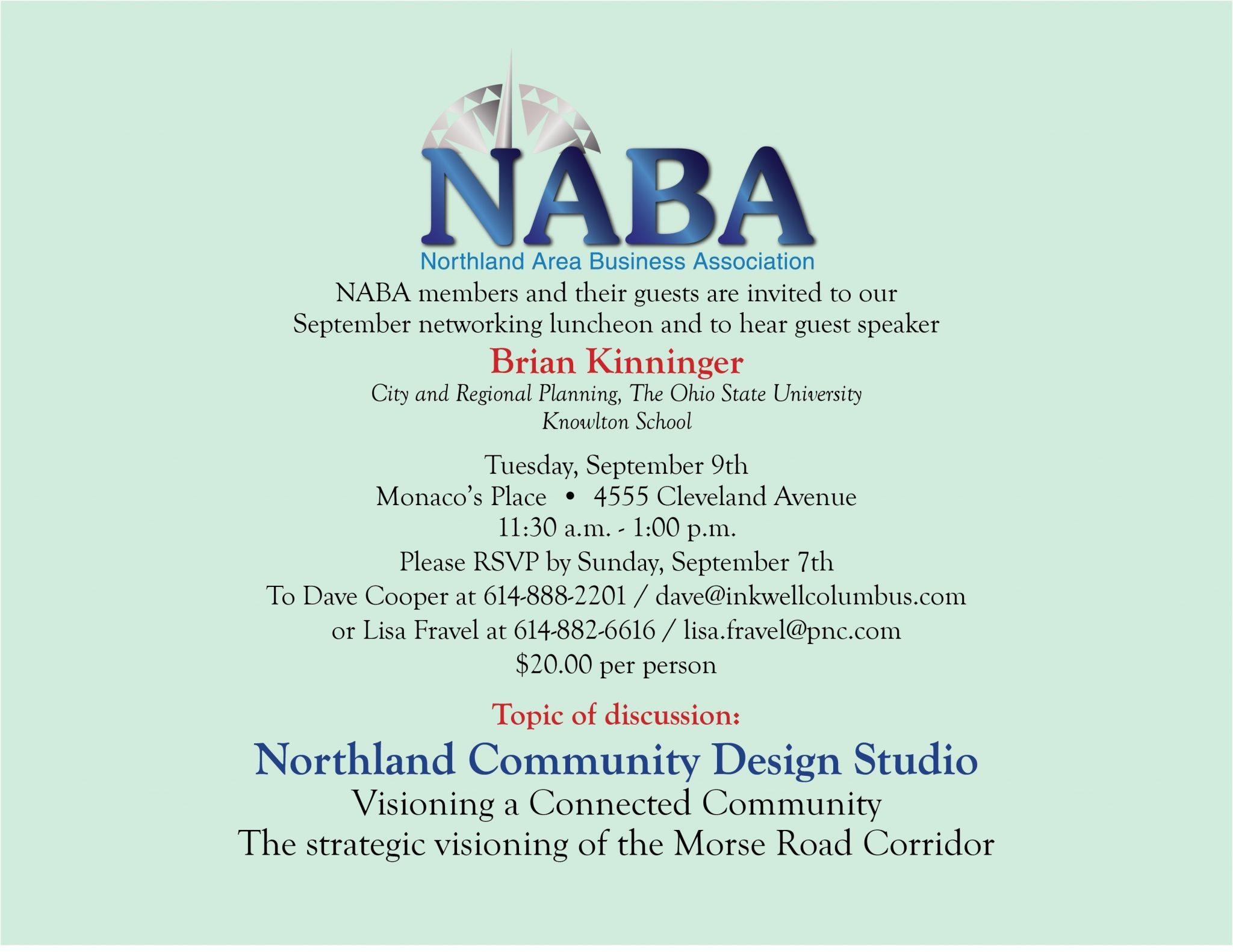 NABA September slide